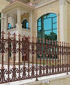 豪华别墅庭院围栏ST-WL-009