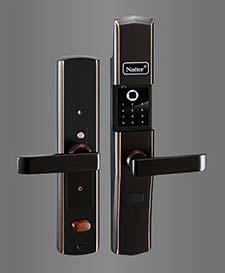 ST-B210高级指纹密码锁