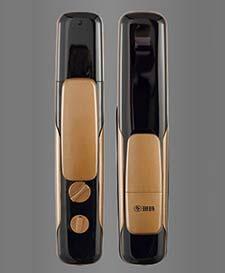 ST-B222高级指纹密码锁
