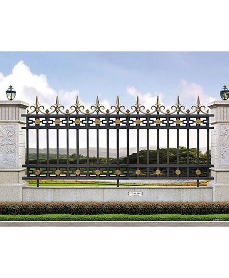 ST-WL-001豪华别墅庭院围栏