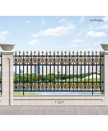 ST-WL-005豪华别墅庭院围栏