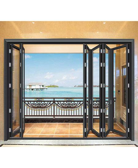 ST-L6515重型折叠门